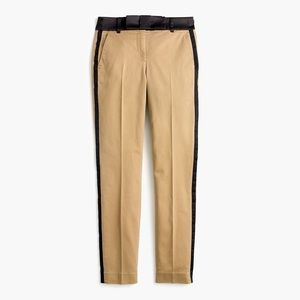 J Crew Cameron Bow Front Chino